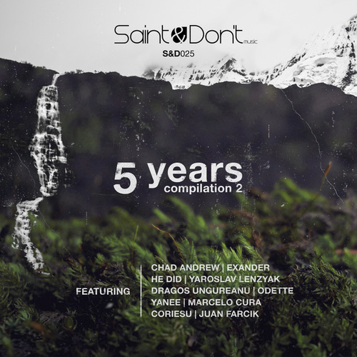 5 Years Compilation 02 de Various