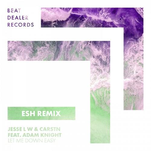 Let Me Down Easy (ESH Remix) de Jesse L W