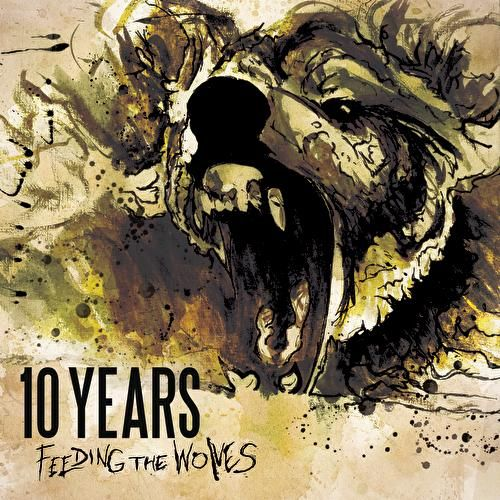 Feeding The Wolves (Deluxe Version) de 10 Years