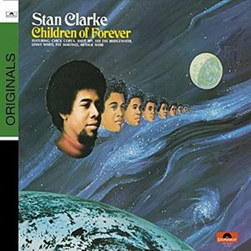 Children Of Forever de Stanley Clarke