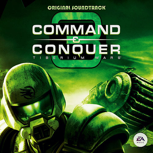 Command & Conquer 3: Tiberium Wars (Original Soundtrack) by Steve Jablonsky