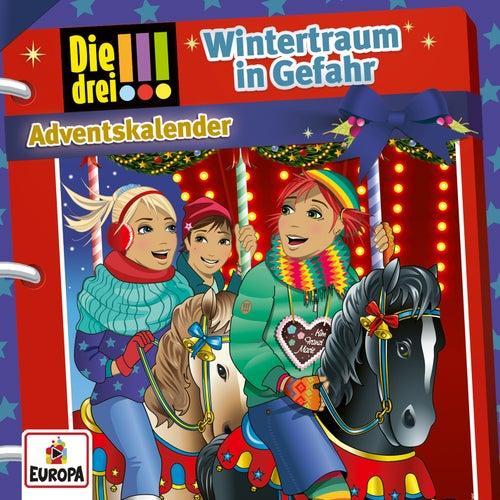 Adventskalender - Wintertraum in Gefahr von Die Drei !!!
