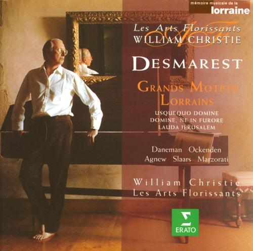 Desmarets : Grands Motets Lorrains by William Christie