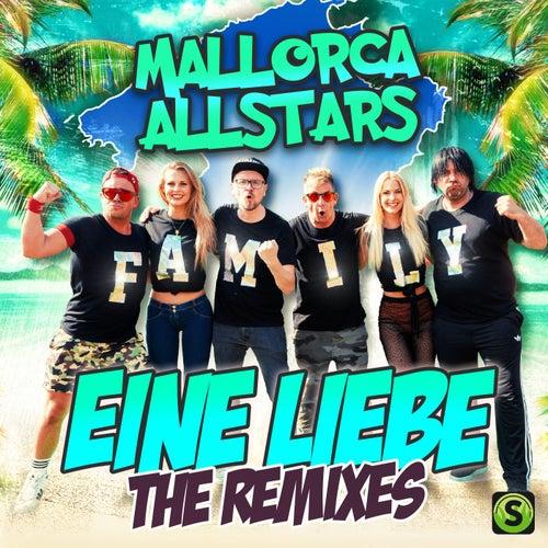 Eine Liebe (The Remixes) von Lorenz Büffel
