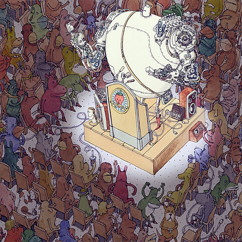 Acceptance Speech 2.0 by Dance Gavin Dance