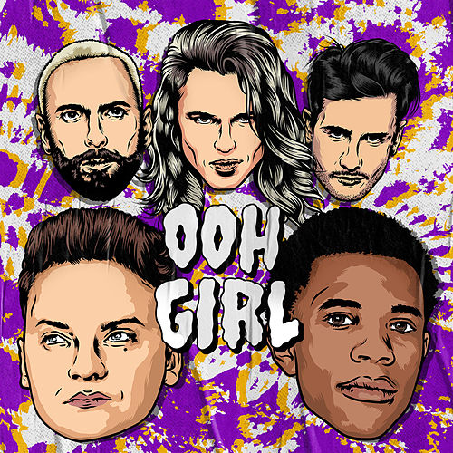 Ooh Girl (feat. A Boogie Wit da Hoodie) de Kris Kross Amsterdam & Conor Maynard
