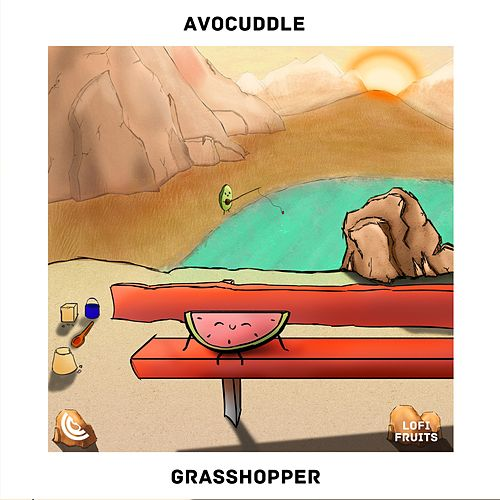 Grasshopper by Avocuddle