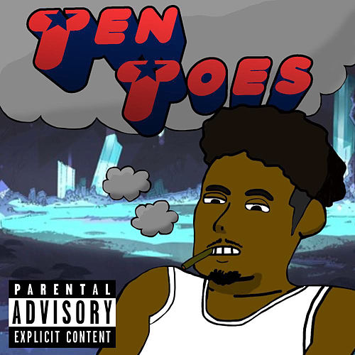 A Kid Named TenToes by Josè Trillz