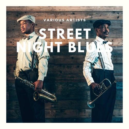 Street Night Blues von Various Artists