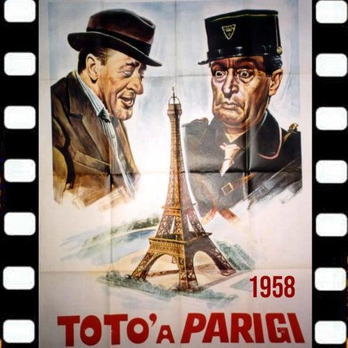 Miss Mia Cara Miss (Dal Film Totò A Parigi 1958) by TOTO