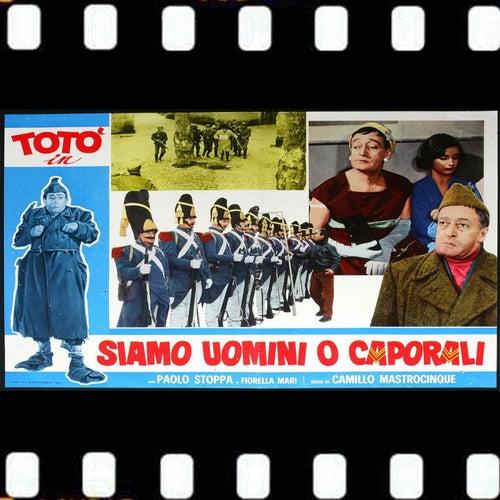 Siamo Uomini O Caporali Core Analfabeta (Toto' Canta Dal Film Siamo Uomini O Caporali 1955) by TOTO