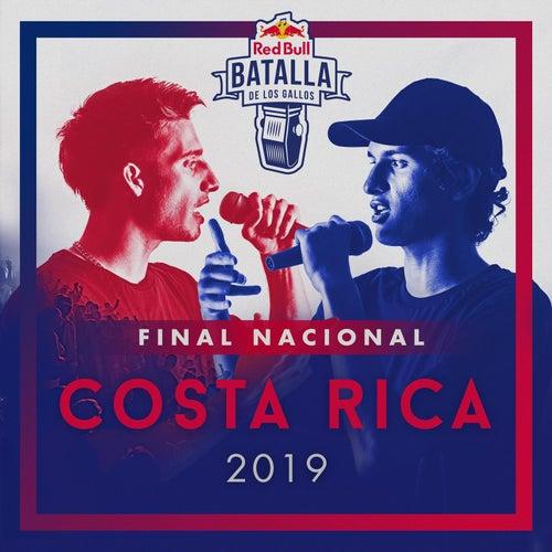 Final Nacional Costa Rica 2019 de Red Bull Batalla de los Gallos