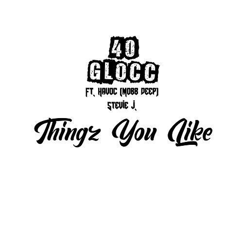 Thingz U Like (feat. Havoc & Stevie J) de 40 Glocc