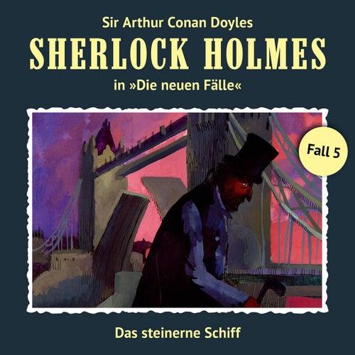 Die neuen Fälle, Fall 5: Das steinerne Schiff von Sherlock Holmes