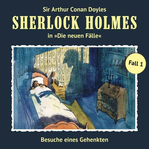 Die neuen Fälle, Fall 1: Besuche eines Gehenkten von Sherlock Holmes