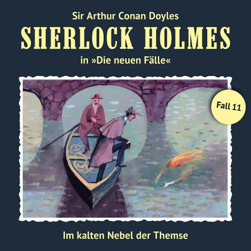 Die neuen Fälle, Fall 11: Im kalten Nebel der Themse von Sherlock Holmes