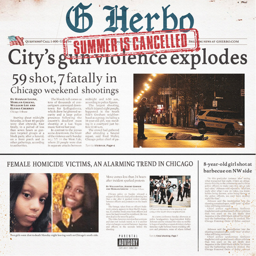 Summer is Cancelled de G Herbo