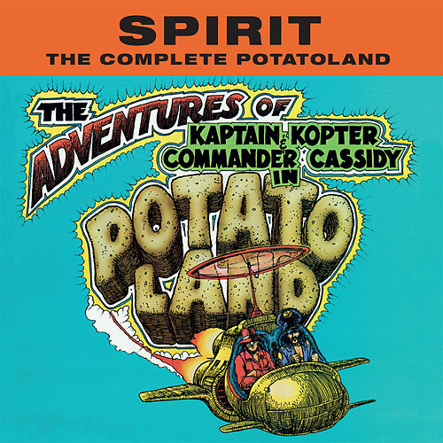 The Complete Potatoland by Spirit