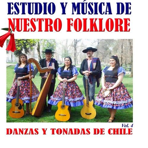 Estudio y Música de Nuestro Folklore (Vol. 4) de Various Artists