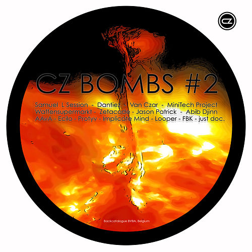 CZ Bombs #2 by Various Artists