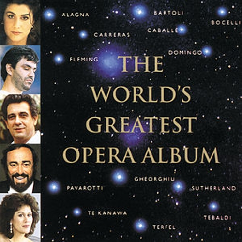 The World's Greatest Opera Album de Various Artists