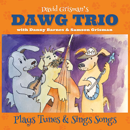 The Dawg Trio by David Grisman