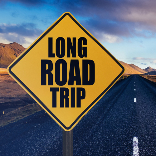 Long Road Trip de Various Artists