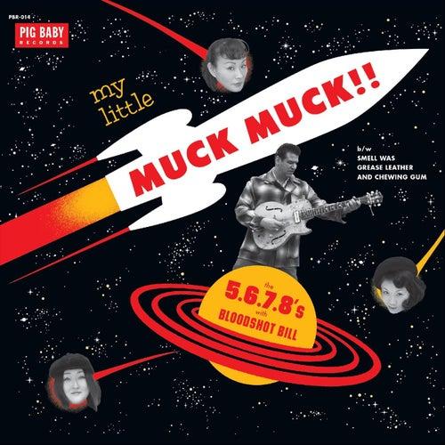 My Little Muck Muck de The 5.6.7.8's