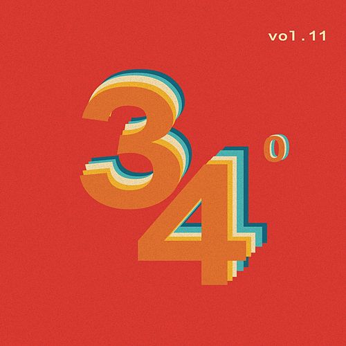 34 Degrees, Vol. 11 by Various Artists