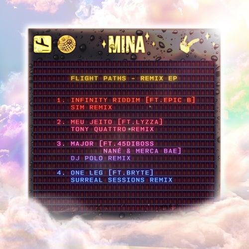 Flight Paths (Remixes) von Mina