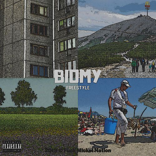 Biomy Freestyle (feat. Cywa, Gruby G, Młody Rick, POCO? & Gunter) de Eagly