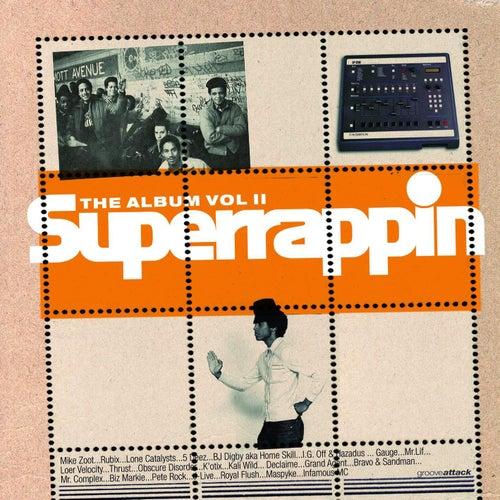 Superrappin - The Album, Vol. 2 (Instrumental Version) von Various Artists