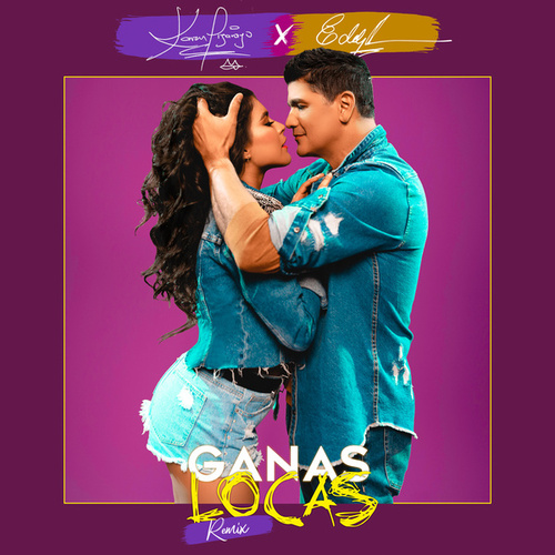 Ganas Locas (Remix) de Karen Lizarazo