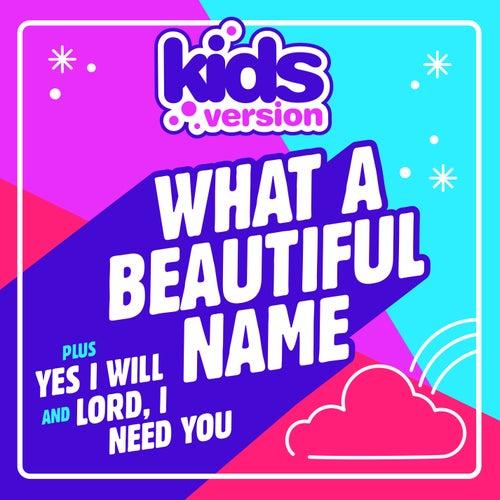 What a Beautiful Name de Provident Kids