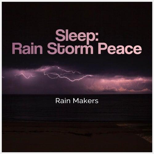 Sleep: Rain Storm Peace de Rainmakers