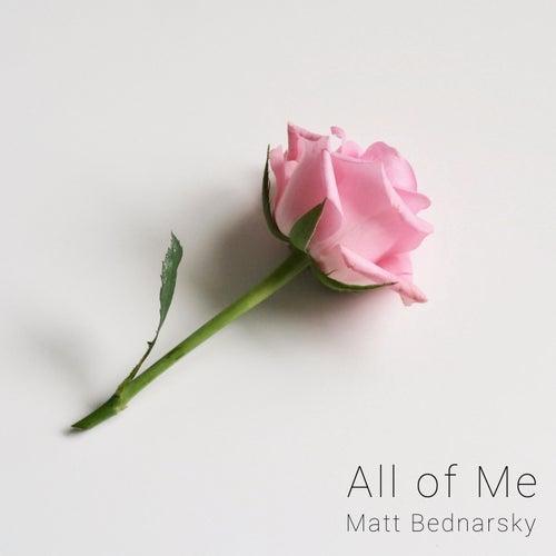 All of Me by Matt Bednarsky
