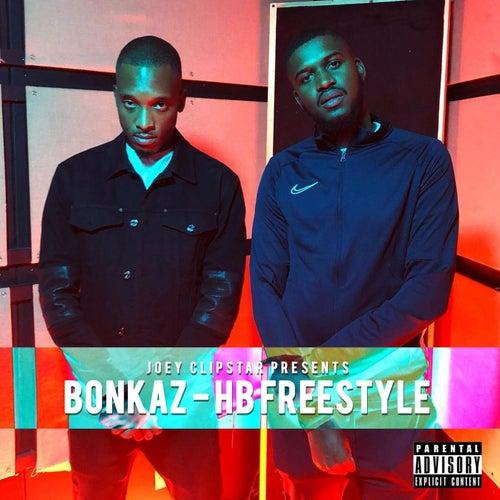 Bonkaz HB Freestyle de Hardest Bars