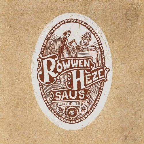 Saus de Rowwen Hèze