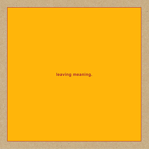 Leaving Meaning by Swans