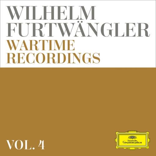 Wilhelm Furtwängler: Wartime Recordings (Vol. 4) de Various Artists