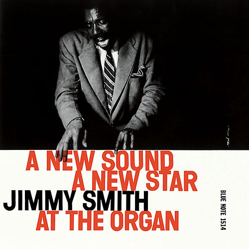 A New Sound - A New Star, Vol. 2 von Jimmy Smith