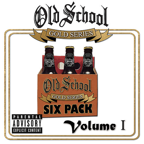 Old School Gold Series Six Pack (Vol. 1) de Various Artists