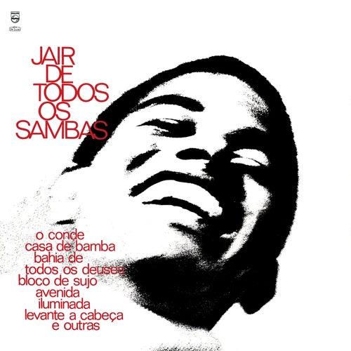 Jair De Todos Os Sambas de Jair Rodrigues