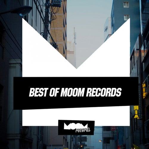 Best of Moom Records pt.1 - EP de Various Artists