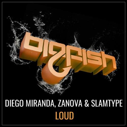 Loud de Diego Miranda