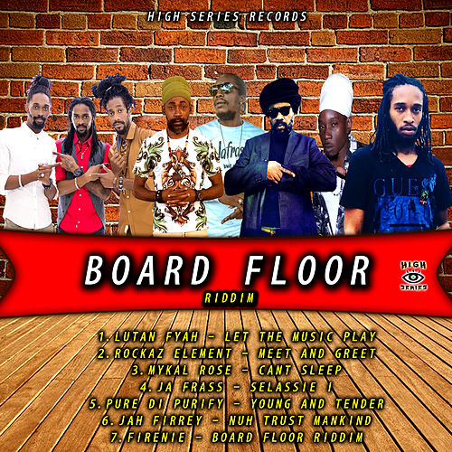 Board Floor Riddim de Various Artists