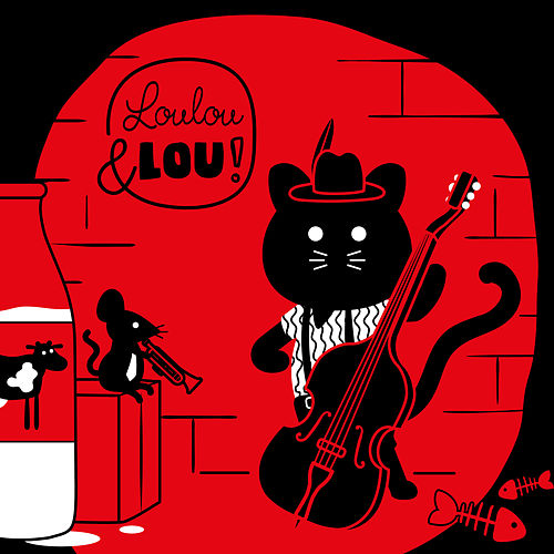 Jazz Kat Louis Børnemusik (Klaverversion) de Jazz Kat Louis Børnemusik