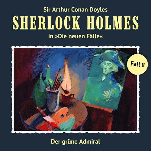 Die neuen Fälle, Fall 8: Der grüne Admiral von Sherlock Holmes