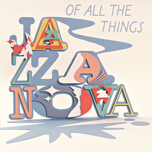 Of All the Things von Jazzanova