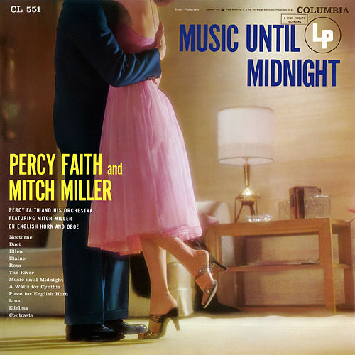 Music Until Midnight by Percy Faith